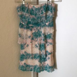 Urban Outfitters strapless dress -Pins and Needles